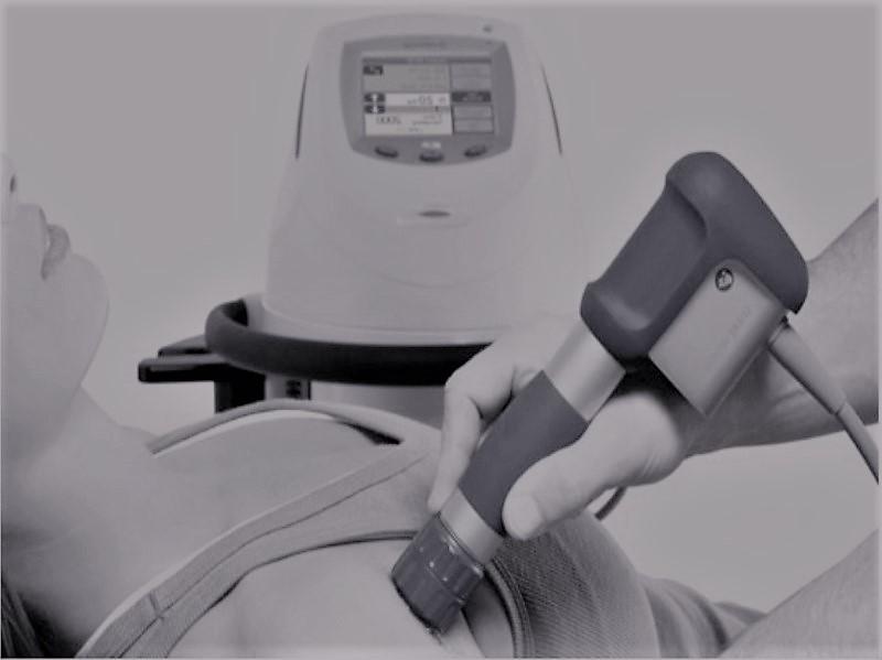 Shockwave behandeling bij pijnlijke schouder